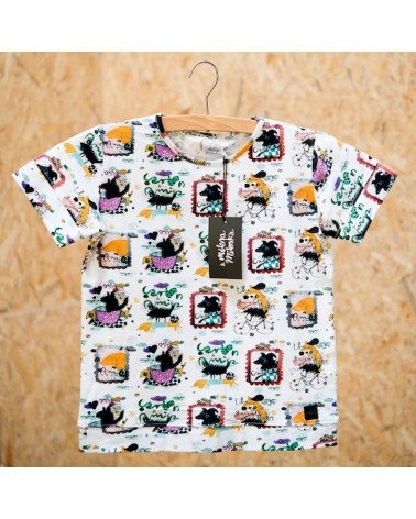 CAMISETA FUNKY FRIENDS