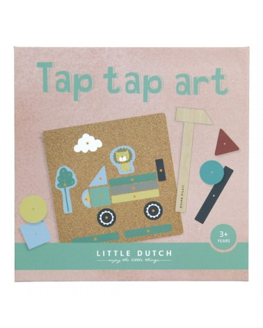Set de arte Tap Tap Art Little Dutch - Limón Limonero KIDS