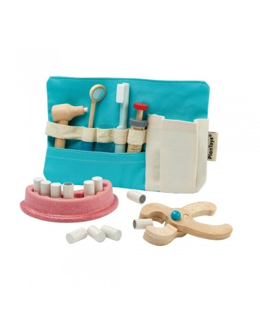 Set de dentista Plantoys - Limón Limonero KIDS