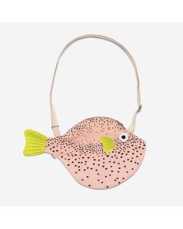 BOLSO PINK PUFFERFISH